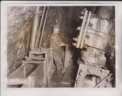 TIN   MINING IN CORNWALL SCENES LEVANT TINE MINE PENDEEN PENZANCE   Fonds Victor FORBIN (1864-1947) - Métiers