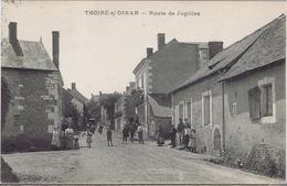 72 - Thoiré-sur-Dinan (Sarthe) - Route De Jupilles - France