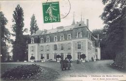 72 - Teillé (Sarthe) - Château De Bois-Clairault - France