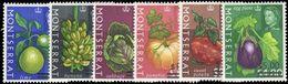 Montserrat 1968 Provisionals Unmounted Mint. - Montserrat