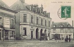 72 - Noyen-sur-Sarthe - La Mairie - France