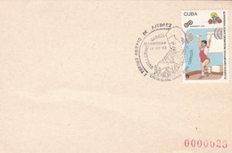 I TORNEO ABIERTO DE AJEDRES, GUILLERMO GARCIA MEMORIAM, 1992 SANTA CLARA CUBA - BLEUP - Echecs