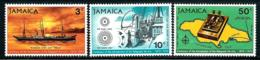 "Jamaica     ""Telegraph Services""     Set    SC# 319-21    MNH - Jamaica (1962-...)"