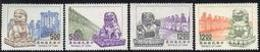 1992 Chinese Stone Lion Stamps Bridge  Marco Polo - Holidays & Tourism