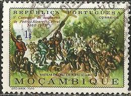 MOZAMBIQUE 1968 - Mi. 540 O, Porto Seguro (Brasil) | Religion - Mozambique