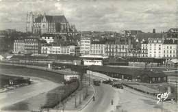 "/ CPSM FRANCE 44 ""Nantes, Vue Panoramique"" - Nantes"