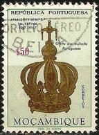 MOZAMBIQUE 1967 - Mi. 539 O, Fatima | Crowns And Coronets | Religion - Mozambique