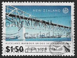 New Zealand SG3140 2009 Harbour Bridge $1.50 Good/fine Used [20/18566/4D] - Nouvelle-Zélande