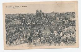 Brussel Bruxelles - Panorama - Panoramische Zichten, Meerdere Zichten