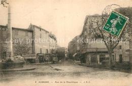 Bx72713 Aubagne Rue De La Republique Aubagne - France
