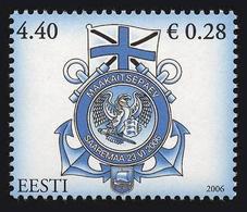 Estonia 2006 MNH Stamp The First Estonian Naval Parade On Victory Day Mi 562 - Estonie