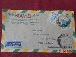 Lettre à Destination De Sucy En Brie - Lettres & Documents