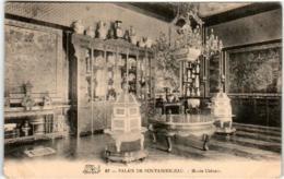 5HS 46 CPA - PALAIS DE FONTAINEBLEAU - MUSEE CHINOIS - Fontainebleau