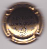 Capsule Champagne LONCLAS Bernard ( 20 ; Or Et Noir , VINTAGE Blanc De Blancs ) {S17-19} - Champagne