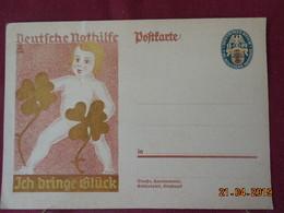 Entier Postal Illustré - Allemagne