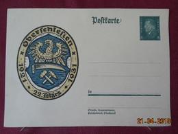 Entier Postal Illustré De 1931 - Allemagne