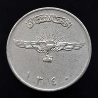 Afghanistan 2 Afghanis (medal Aligment) 1961. COIN UNC Km954.2 - Afghanistan