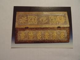 Carte Postale Châsse Des Apôtres, Chêne Et Argent XIIe Siècle (Saint-Evroult-Notre-Dame-du-Bois) - Sees
