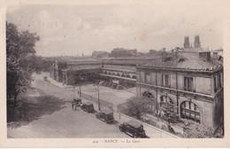 422 NANCY                             La Gare                        Timbree - Nancy