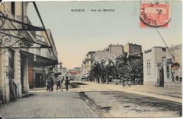 BIZERTE - Vue Du Marché - Tunesien