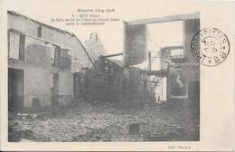 Guerre 1914 - 1916 : BETZ - France