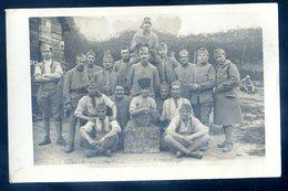 Cpa Carte Photo Du 13 à Marseille Le 27 ème La Veille Du Départ Pour La Syrie Le 25-2-1926  AFS8 - Marseilles