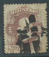 Bresil 1876-77 Yvert 28 - Used Stamps