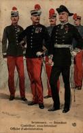 Intendance - Intendant - Contrôleur, Sous Intendant - Officier D'Administration - Uniforms