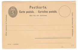 16771 - - Entiers Postaux