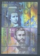 Estonia 2002 Mi Bl 17 MNH ( ZE3 ESTbl17 ) - Estonie
