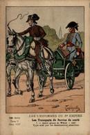 Les Uniformes Du 1er Empire - Les Transports Du Services De Santé - Autre Genre De Würst, 1807 - Uniformes