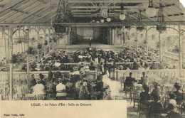 LILLE  Le Palais D'Eté Salle De Concerts RV - Lille