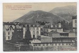 LOURDES - HOTEL VILLA SAINTE ROSE - Ed. LABOUCHE FRERES - CPA NON VOYAGEE - Lourdes