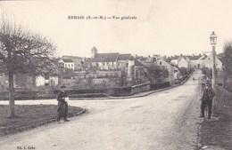 Seine-et-Marne - Rebais - Vue Générale - Rebais