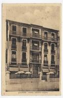 LOURDES - GRAND HOTEL SANTA LUCIA - LEGERS PLIS - CPA NON VOYAGEE - Lourdes