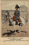 Les Uniformes Du 1er Empire - Les Officiers De Santé - Chirurgien Inspecteur Générral - 1806 - Uniformes
