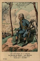 Les Uniformes Du 1er Empire - Les Services De Santé - Les Maîtres - COSTE, Médecin Inspecteur Général - Iéna 1806 - Uniformes