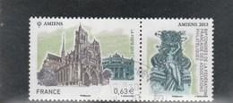 FRANCE 2013 AMIENS LA CATHEDRALE YT 4748 OBLITERE - France