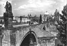 PRAHA - Karluv Most - Charles Bridge - Tchéquie