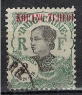 KOUANG TCHEOU          N°  YVERT    57         OBLITERE       ( O   3/47 ) - Used Stamps