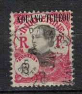 KOUANG TCHEOU          N°  YVERT   60         OBLITERE       ( O   3/47 ) - Used Stamps