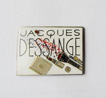 Pin's Coiffeur Cosmétiques Jacques Dessange - 46R - Parfums