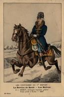 Les Uniformes Du 1er Empire - Les Services De Santé - Les Maîtres - PERCY, Chirurgie Inspecteur Général - Eylau 1807 - Uniformes