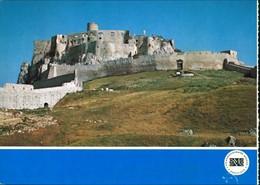 Kirchdrauf Spišské Podhradie Szepesváralja Spiskie Podgrodzie Spišský Hrad 1990 - Slovaquie