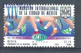 Mexico 1996 Mi 2558 MNH ( ZS1 MXC2558 ) - Athletics