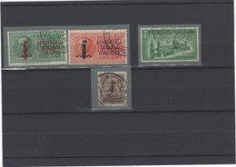 Italia ,Repubblica Sociale ,Espressi + Recapito ,usati ,splendidi - 4. 1944-45 Repubblica Sociale