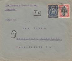 Bolivia/Bolivien: 1931 Cochabamba To Berlin/Germany - Bolivien
