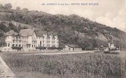 CPA 74 Annecy - Hôtel Beau Rivage N°189 - Annecy