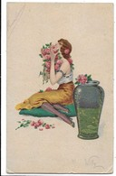Illustratore Willy - Donnina - Femme - Woman. - Illustratori & Fotografie