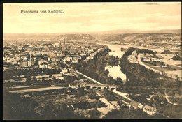 Panorama Von Koblenz Franz Wittmann - Koblenz